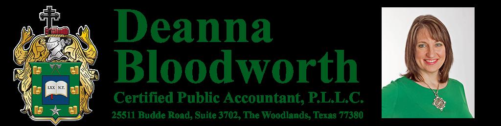 Deanna Bloodworth, C.P.A., P.L.L.C.